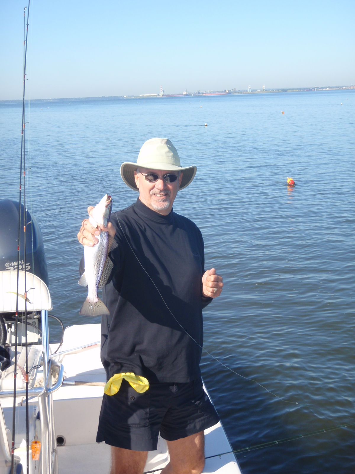Flounder coldblooded fishing for Fishing in mobile al