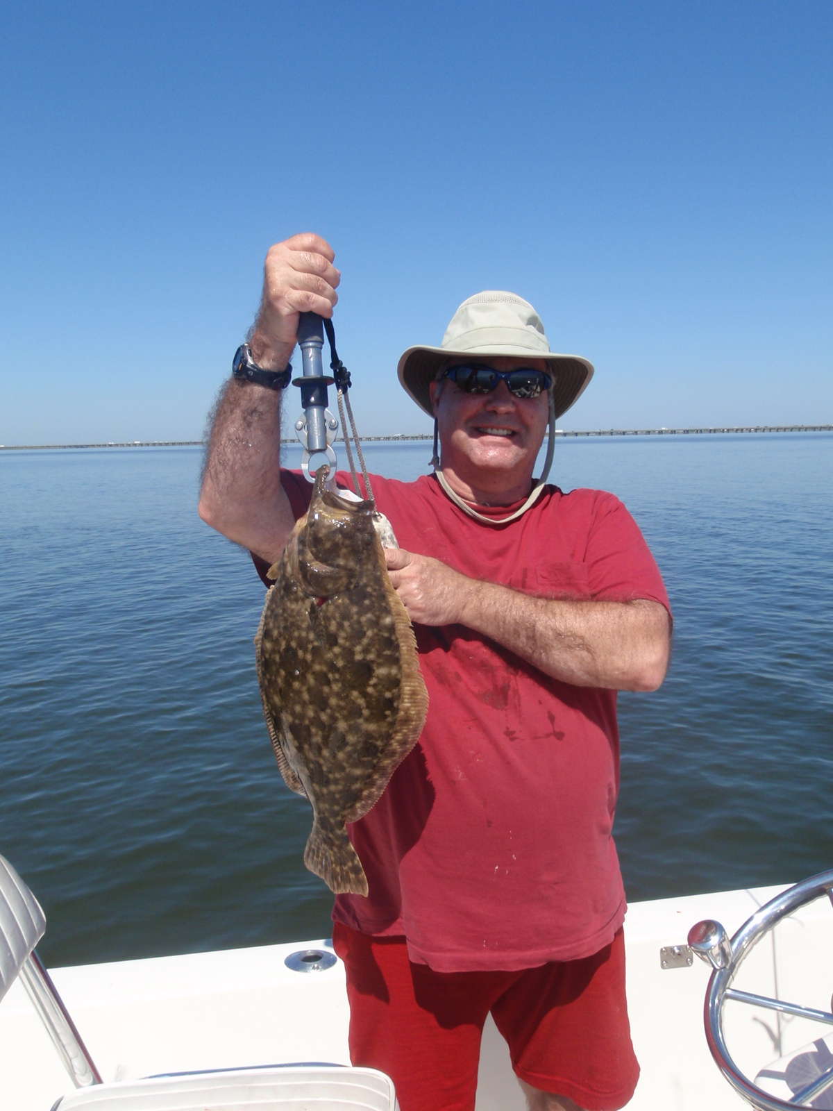 Fishing coldblooded fishing for Fishing in mobile al